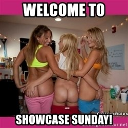 3 Lesbians Showing And Fingering Their Ass - Welcome to  Showcase Sunday!