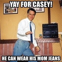 Mom Jeans Mitt - yay for casey! he can wear his mom jeans