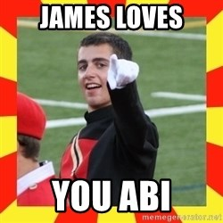 lovett - James loves You Abi