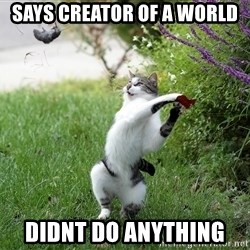 GTFO - Says creator of A world Didnt do anYthing