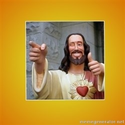Buddy Christ -