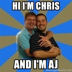 Stanimal - Hi I'm Chris And I'm aj