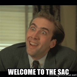 Nick Cage -  Welcome to the sac