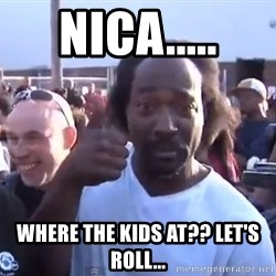 charles ramsey 3 - Nica..... Where The Kids At?? Let's Roll...