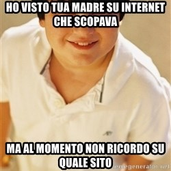 Annoying Childhood Friend - ho visto tua madre su internet che scopava ma al momento non ricordo su quale sito