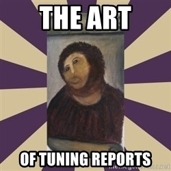 Retouched Ecce Homo - The Art of tuning Reports