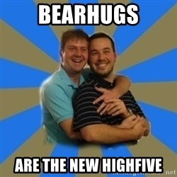 Stanimal - Bearhugs Are the new Highfive
