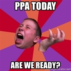 Sasha Hater2 - PPA today Are we ready?