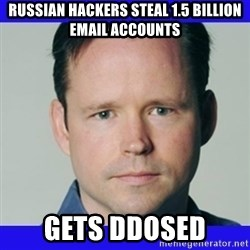 krebsonsecurity - russian hackers steal 1.5 billion email accounts gets ddosed