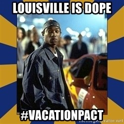 JaRule - Louisville is dope #vacationpact