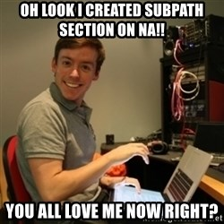 Ridiculously Photogenic Journalist - Oh look i created subpath section on na!! you all love me now right?