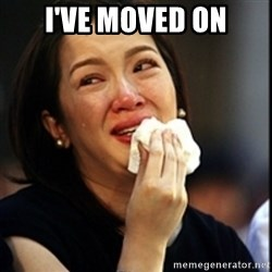 Kris Aquino - I've moved on