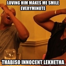 Kanye and Jay - LOVING HIM MAKES ME SMILE EVERYMINUTE THABISO INNOCENT LEKHETHA