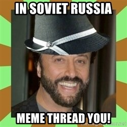 RussianFedora - in soviet russia meme thread you!