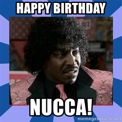 Pinky Friday - Happy Birthday  NUCCA!