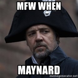 Javert - mfw when maynard