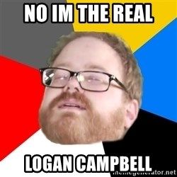 Will Smith Cum Face - No Im the real  Logan Campbell