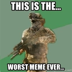 philosoraptor call of duty - this is the... worst meme ever...