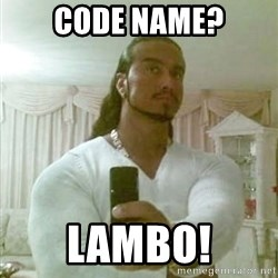 Guido Jesus - CODE NAME? LAMBO!