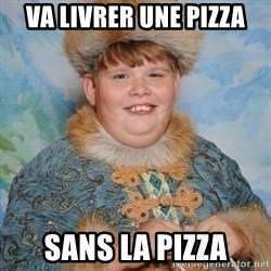 welcome to the internet i'll be your guide - Va livrer une pizza Sans la pizza