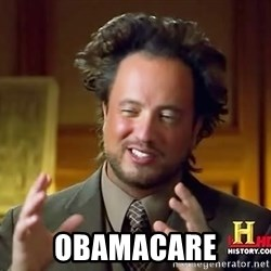 Ancient Aliens -  Obamacare