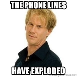 Stupid Opie - The Phone Lines Have Exploded
