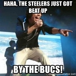 Heartless Harry - Haha, the Steelers just got beat up By the Bucs!