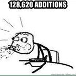 Cereal Guy Spit - 128,620 additions