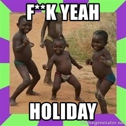 african kids dancing - F**K YEAH HOLIDAY