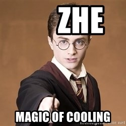 Advice Harry Potter -       Zhe      Magic of Cooling