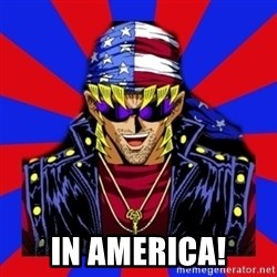 bandit keith -  IN AMERICA!