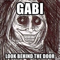 Shadowlurker - GABI LOOK BEHIND THE DOOR