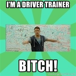 Fuck You Science! - I'm a driver trainer Bitch!