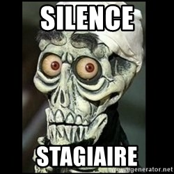Achmed the dead terrorist - SILENCE STAGIAIRE