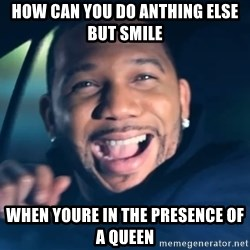 Black Guy From Friday - how can you do anthing else but smile when youre in the presence of a Queen
