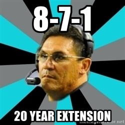 Stoic Ron - 8-7-1 20 year extension