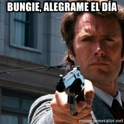 Dirty Harry - Bungie, alegrame el día