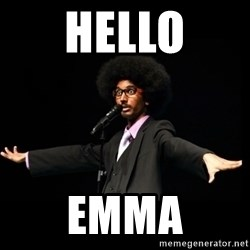 AFRO Knows - hello emma
