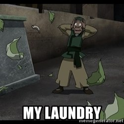 My cabbages -  MY LAUNDRY