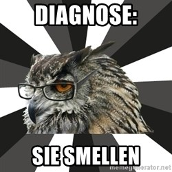 ITCS Owl - Diagnose: Sie Smellen