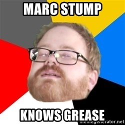 Will Smith Cum Face - Marc stump knows grease