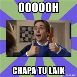 INBETWEENERS FRIEND - oooooh chapa tu laik