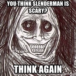 Shadowlurker - You think slenderman is scary? Think again
