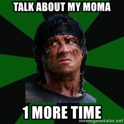 remboraiden - talk about my moma 1 more time