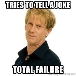 Stupid Opie - Tries to tell a joke Total failure