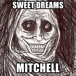 Boogeyman - Sweet Dreams Mitchell