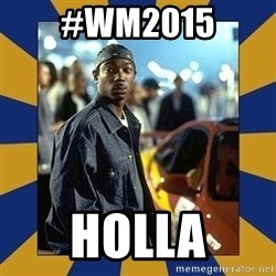 JaRule - #WM2015 HOLLA