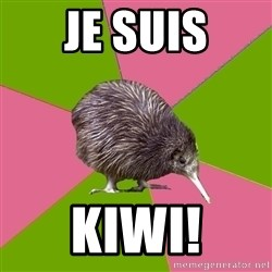 Choir Kiwi - je suis kiwi!
