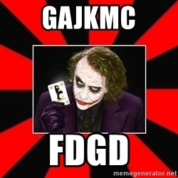 Typical Joker - gajkmc fdgd
