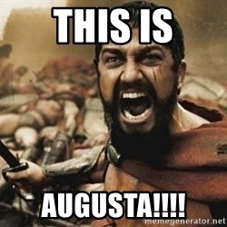 300 - this is Augusta!!!!